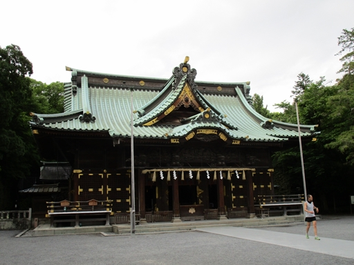 三島大社 本殿
