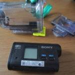 釣り場の水中撮影用に新しいカメラを購入しました。