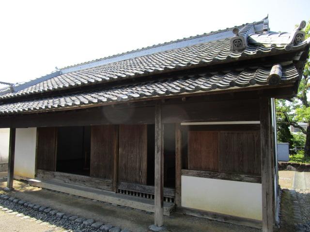 掛川城 番所