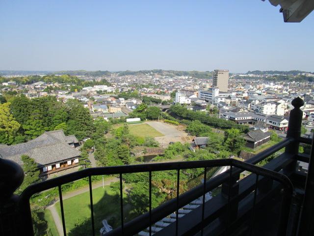 掛川城 天守閣