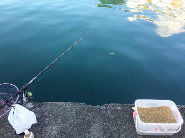 ホームグラウンド 釣り場