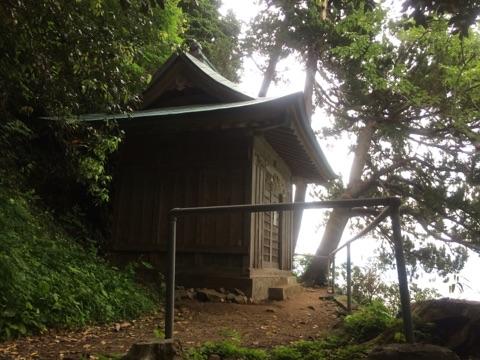雲見浅間神社 中之宮