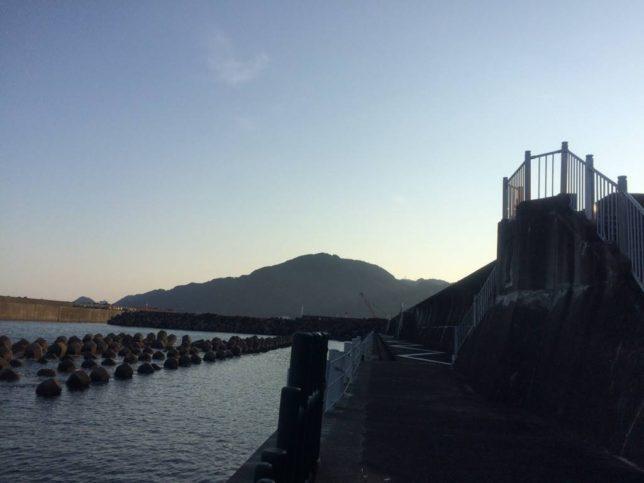 広野海岸公園 釣り風景03