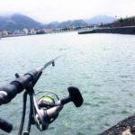 2018年9月2日 紀州釣り釣行記 静岡県用宗港 海の中はフグだらけ?